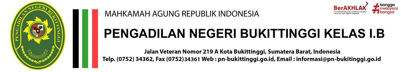 Pengadilan Negeri Bukittinggi